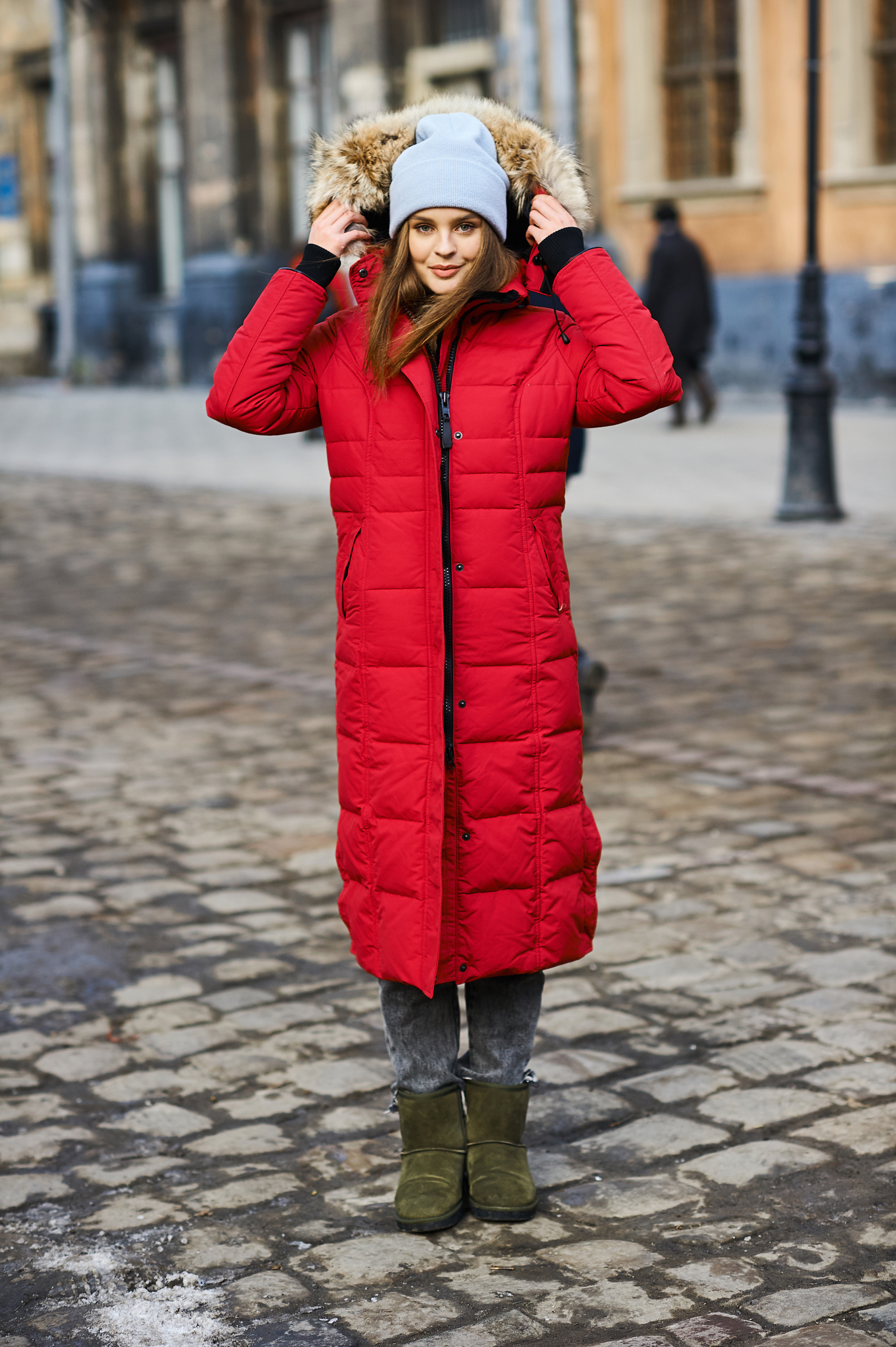 Women's Luxury Winter Coats: Dress in Style for the Canadian Cold